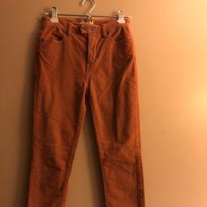 Free people pants size 25!